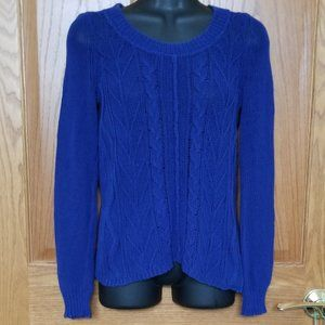 Anthropologie Sparrow Howth Cable Knit Pullover